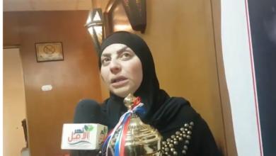 Photo of لقاء مجلة نهر الأمل مع الإعلامية ميار الببلاوى أخت زوجة الشهيد المقدم رامى هلال