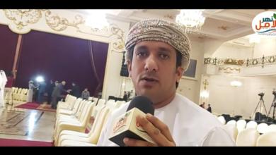 Photo of لقاء مجله نهر الامل مع أ.هلال المشيفرى مدير اذاعة سلطنة عمان
