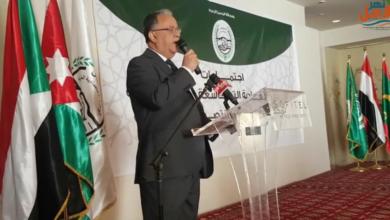 Photo of السفير محمد الربيع الأمين العام لمجلس الوحدة الاقتصادية العربية