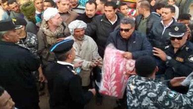 Photo of «الداخلية» توجه قافلة مساعدات لإغاثة المضارين من الطقس بقريتي الديسمي والعطيات بالجيزة
