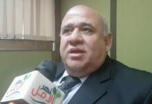 صورة لقاء مجلة نهر الأمل مع الأستاذ الدكتور أشرف السعيد خليل