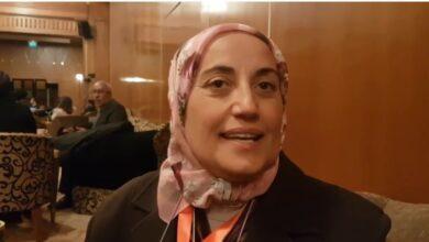 صورة لقاء مجلة نهر الامل مع الدكتورة نهال الكوفى استاذ طب الاطفال كلية طب جامعة القاهرة