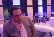 صورة لقاء نهر الامل مع الدكتور عصام الشيخ استشارى جراحة الاورام