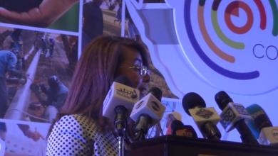 صورة كلمة الدكتورة غادة والي وزيرة التضامن الاجتماعي في المؤتمر الخامس للمسئولية المجتمعية