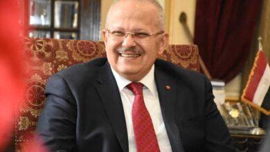 صورة رئيس جامعة القاهرة: الفرع الدولي ليس فرعًا لجامعة أجنبية وانما جزء أصيل من الجامعة الأم