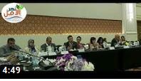 صورة كلمة الاستاذ محمد غريب رئيس الاتحاد العربى المرشدين السياحيين