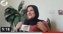 صورة لقاءمجلة نهر الامل مع الاخصائية النفسيه مريم جمعة محمد اصغر مديرة حضانة فى الاسكندرية