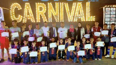 """صورة مشاركة عربية في مهرجان"""" ذا وينرThe Winner """" بالإسكندرية الشهر المقبل"""
