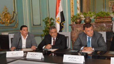 صورة بدء التسجيل في مبادرة دمج طلاب جامعة عين شمس بمشروع محو الأمية