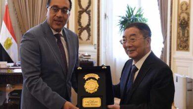 صورة خلال احتفالية السفارة بالعيد القومي الـ70 للصين سفير الصين: علاقتنا مع مصر أكثر إشراقا