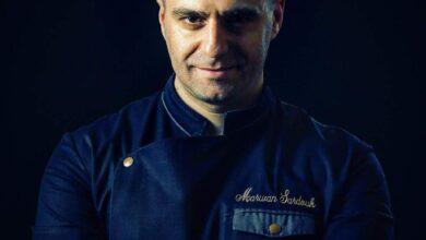 صورة الشيف اللبناني مراد السردوك: سعيد بتكريمي في مهرجان الطعام المصري