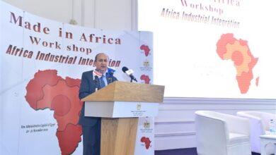 صورة وزير التجارة: لابد من التعاون الأفريقي المشترك للتغلب على تحديات الصناعة
