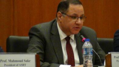 صورة كلمة الدكتور محمد هاشم رئيس المركز القومى للبحوث خلال مؤتمردبلوماسية العلوم والتطورات الحديثة فى علم البيولوجى
