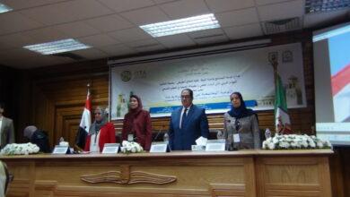 صورة جامعة القاهرة تنظم المؤتمر الدولى للبحث العلمى فى العلاج الطبيعى