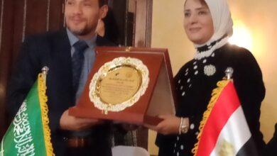 صورة مايسة شوقي: المبادرات الصحية الرئاسية اهتمت بالمرأة المصرية بشكل خاص