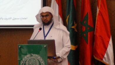 """صورة الدكتور ابراهيم بن عبد الله البطى رئيس اللجنة التنفيذية لاسترتيجية """"ديوان المظالم""""بالمملكة العربية السعودية يستعرض تجربته"""