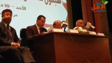 صورة السيد الدكتور فتحى عبد الوهاب رئيس صندوق التنمية الثقافية