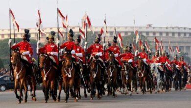 صورة الاحتفال بعيد الجمهورية الهندية