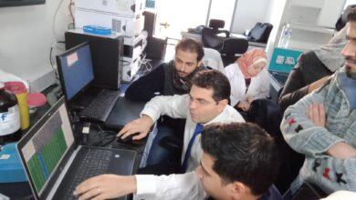 صورة تدريب صيادلة 57357 على تطبيق تقنية عالمية في حساب جرعات الأدوية