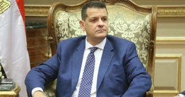 صورة اليوم.. خطط وزارة التعليم لدعم توجه مصر لأفريقيا أمام البرلمان بحضور الوزير