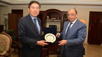 صورة سفير سنغافورة: 500 مليون دولار حجم استثمارتنا فى مصر