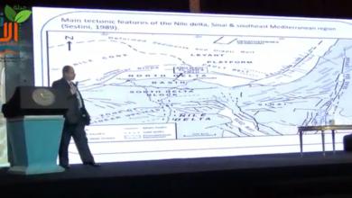 صورة د.إبراهيم الشافعي يوضح الطاقة المستهدفة من حقل ابو ماضى ومستقبل المخزون الاستراتيجى