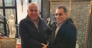 صورة عامر وصدقي: سنطالب بضم ثنائي الأهلي ولاعب الزمالك مع الفريق