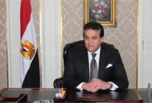 Dr. Khaled Abdel Ghaffar, Minister of Higher Education and Scientific Research