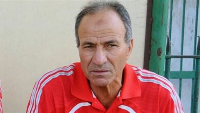 Fathi Mabrouk, head of the junior sector in Al-Ahly Club