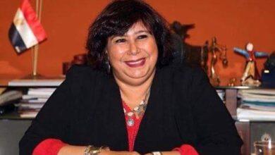 صورة وزيرة الثقافة: الاقبال على قناتنا على اليوتيوب يعكس الثقة فى المحتوى الابداعى الذى تقدمه الدولة