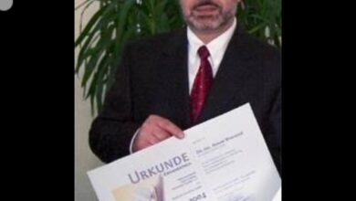 Photo of د. عدنان وحود .. العالم العربي السوري يسجل 70 براءة اختراع لآلات النسيج في أوروبا،