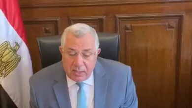 صورة وزير الزراعة: دعم كبير لقطاع الزراعة من الرئيس السيسي