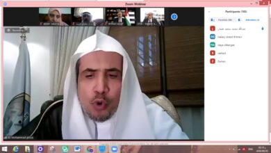 Photo of امين رابطة العالم الاسلامى:الازمات محفزة للتعاون بين الدول