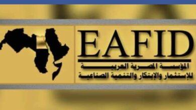 صورة أدوار متميزة للمؤسسة المصرية العربية للاستثمار والابتكار والتنمية الصناعية